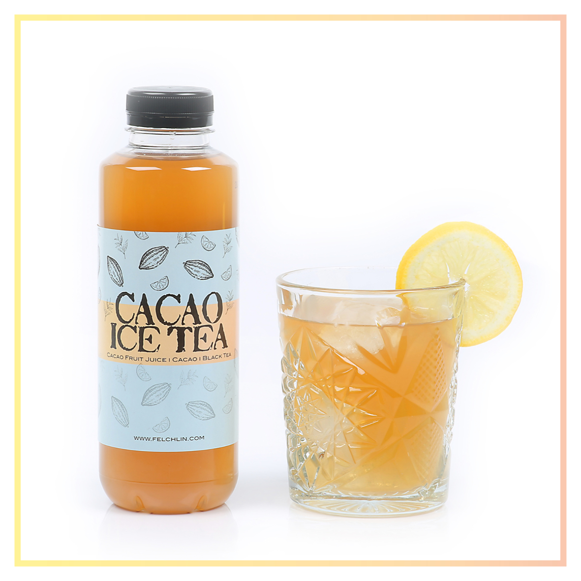 Cacao Ice Tea Felchlin